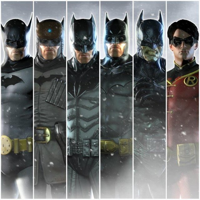 Batman: Arkham Origins immagine 97841