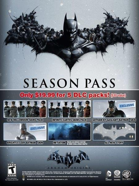 Batman: Arkham Origins immagine 93917