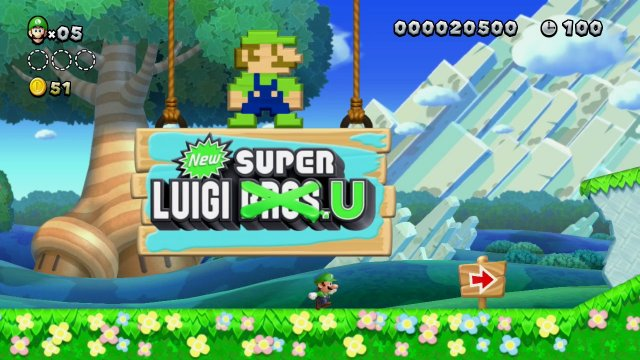 New Super Luigi U immagine 81278