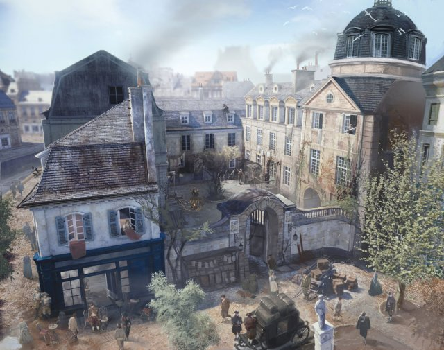 Assassin's Creed: Unity immagine 137102