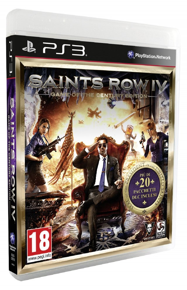 Saints Row IV Game Of The Century Edition immagine 110245