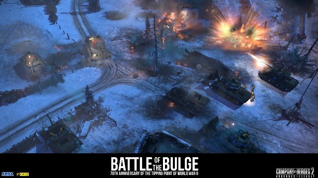 Company of Heroes 2: Ardennes Assault immagine 137256