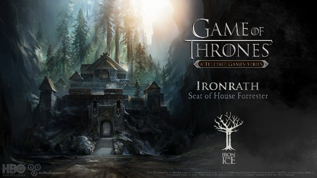 Game of Thrones Episode 1: Iron From Ice immagine 135509