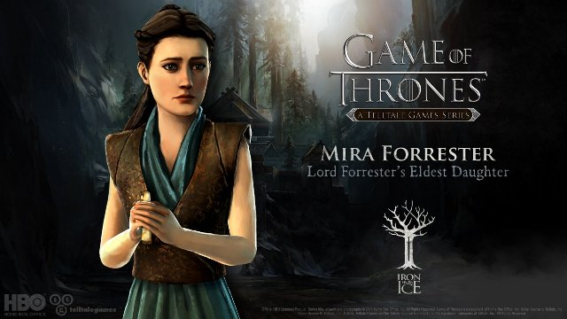Game of Thrones Episode 1: Iron From Ice immagine 135516
