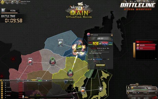 Battleline: Steel Warfare immagine 135987