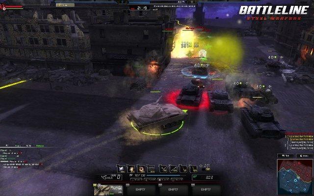 Battleline: Steel Warfare immagine 135989
