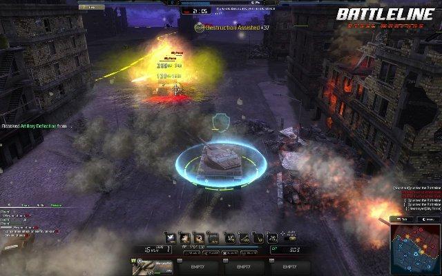 Battleline: Steel Warfare immagine 135991