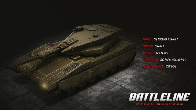 Battleline: Steel Warfare immagine 135994