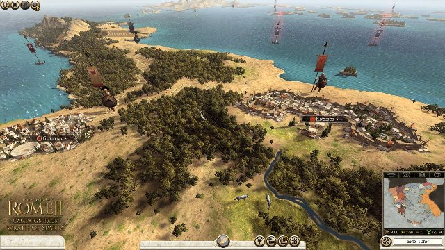Rome Total War Gold Edition immagine 136983