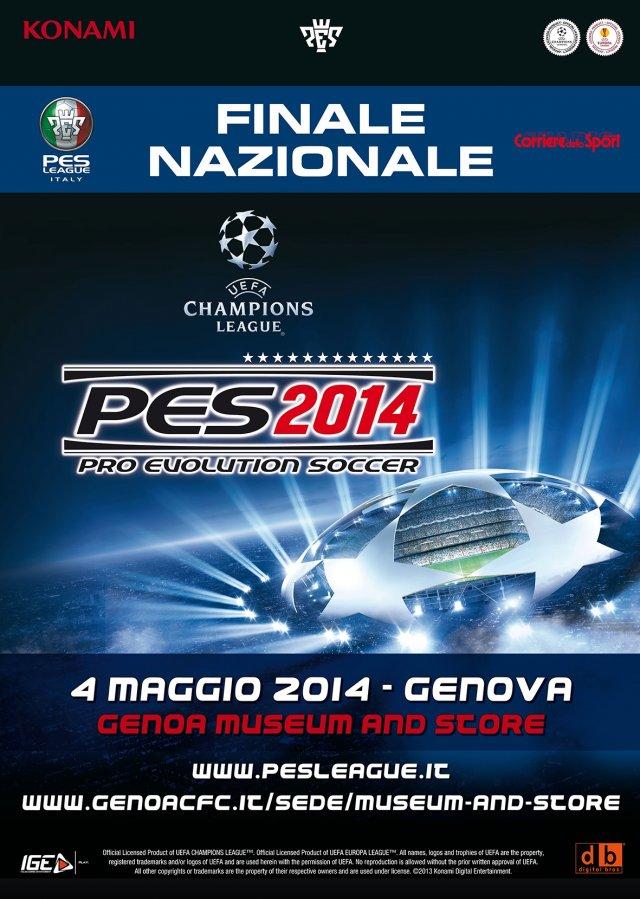 Pro Evolution Soccer 2014 immagine 109993