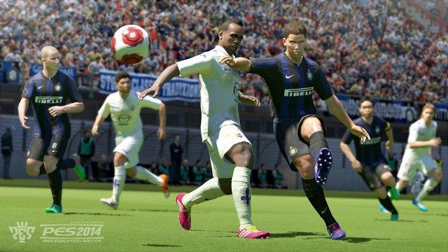 Pro Evolution Soccer 2014 immagine 106149