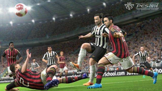 Pro Evolution Soccer 2014 immagine 106152