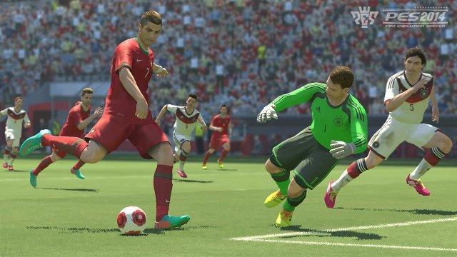 Pro Evolution Soccer 2014 immagine 106158