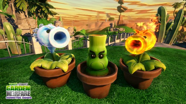 Plants vs zombies garden warfare immagine 4 di 18