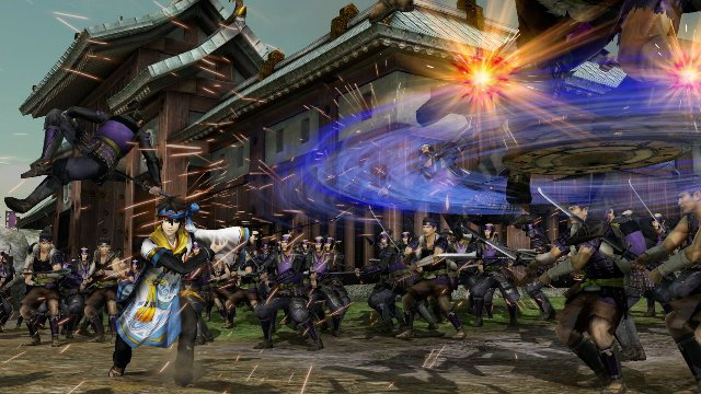 Samurai Warriors 4 immagine 127392