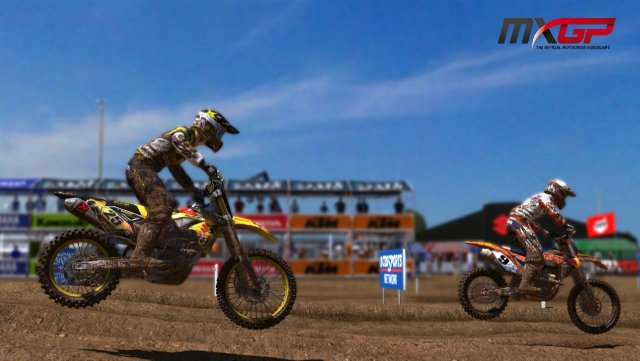 MXGP: The Official Motocross Videogame immagine 107841