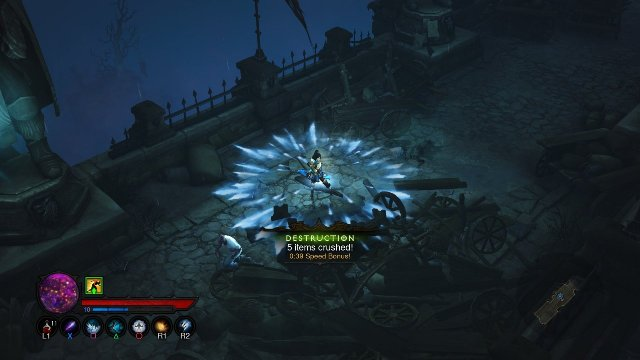 Dungeon Siege Broken Worlds Patch