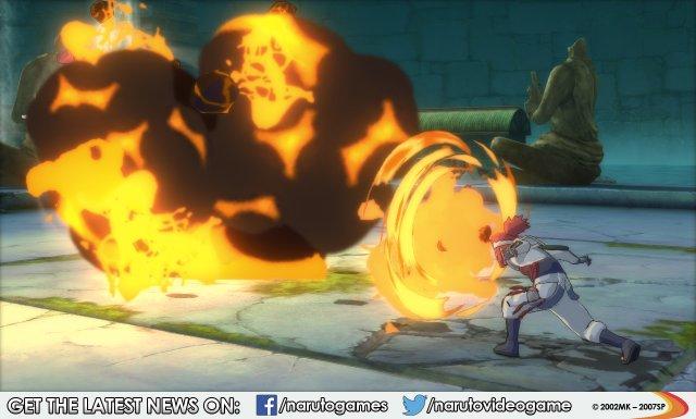 Naruto Shippuden: Ultimate Ninja Storm Revolution immagine 127082