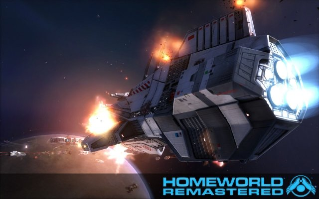 Homeworld Remastered Collection immagine 139919