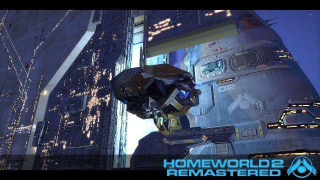 Homeworld Remastered Collection immagine 139920