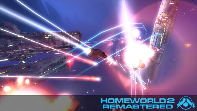 Homeworld Remastered Collection immagine 139923
