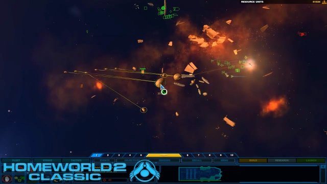 Homeworld Remastered Collection immagine 139924