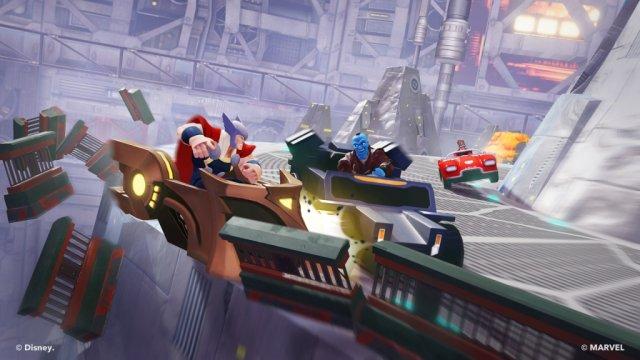 Disney Infinity 2.0: Marvel Super Heroes immagine 139393