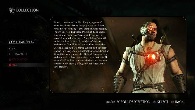 Mortal Kombat X immagine 152061
