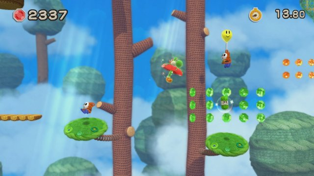Yoshi's Woolly World - Immagine 150313