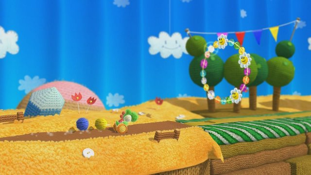 Yoshi's Woolly World - Immagine 150314