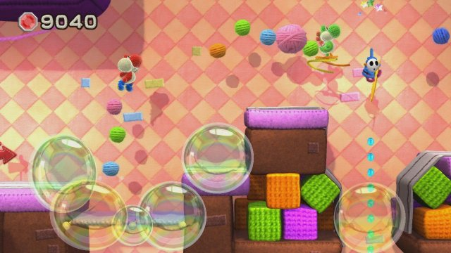 Yoshi's Woolly World - Immagine 150315