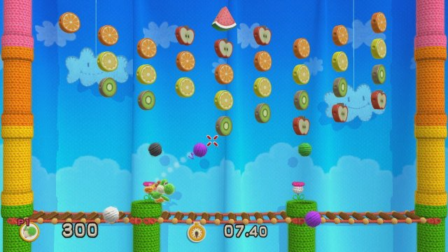 Yoshi's Woolly World - Immagine 150316