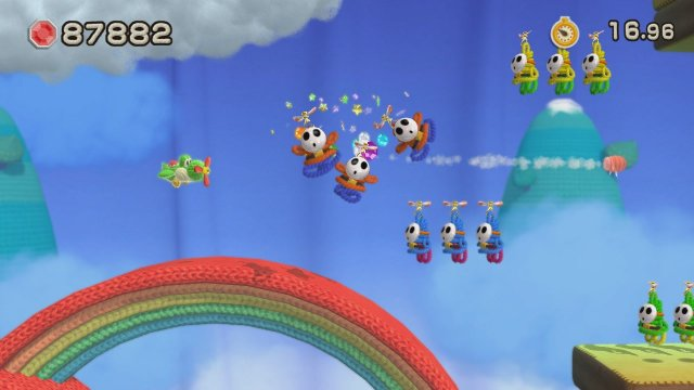 Yoshi's Woolly World - Immagine 150317