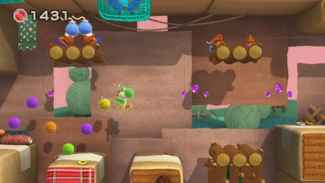 Yoshi's Woolly World - Immagine 150318
