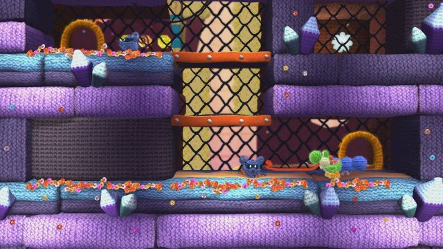 Yoshi's Woolly World - Immagine 150319