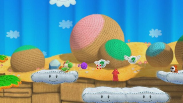 Yoshi's Woolly World - Immagine 150320