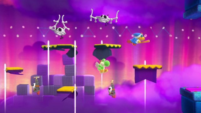 Yoshi's Woolly World - Immagine 150321
