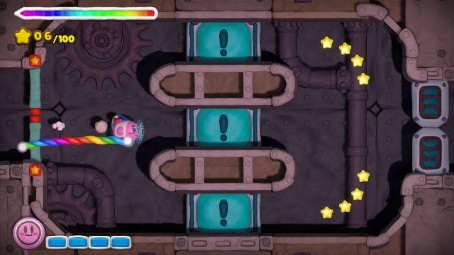 Kirby e il Pennello Arcobaleno - Immagine 150057