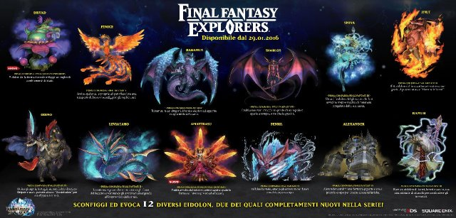 Final Fantasy Explorers - Immagine 171982