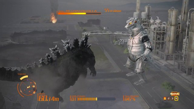 Godzilla: The Game immagine 159319