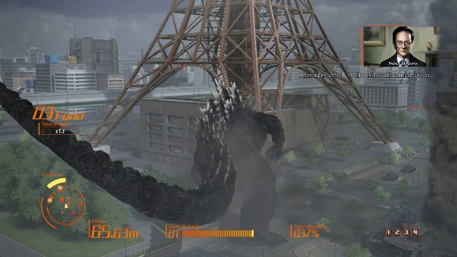 Godzilla: The Game immagine 159320