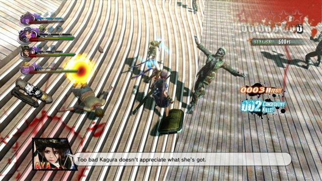 Onechanbara Z2: Chaos immagine 159660