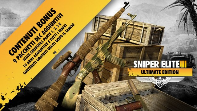 Sniper Elite 3 Ultimate Edition - Immagine 139060