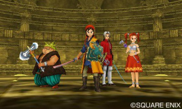 Dragon Quest VIII: L'Odissea del Re Maledetto - Immagine 162159