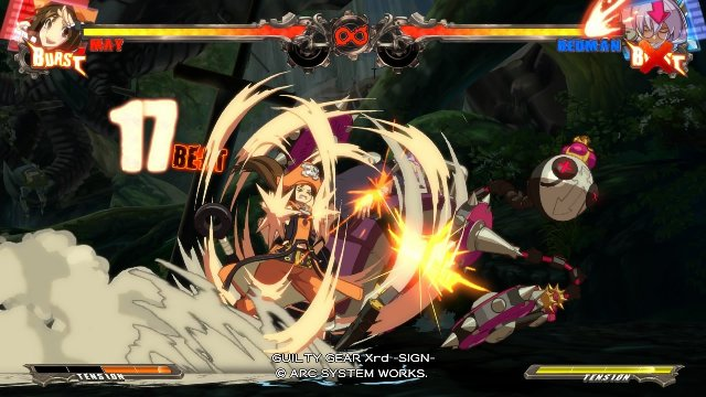 Guilty Gear Xrd: Sign immagine 154514