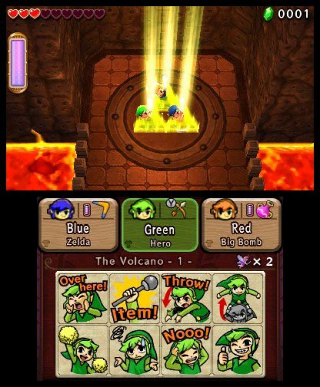 The Legend of Zelda: Triforce Heroes - Immagine 156864