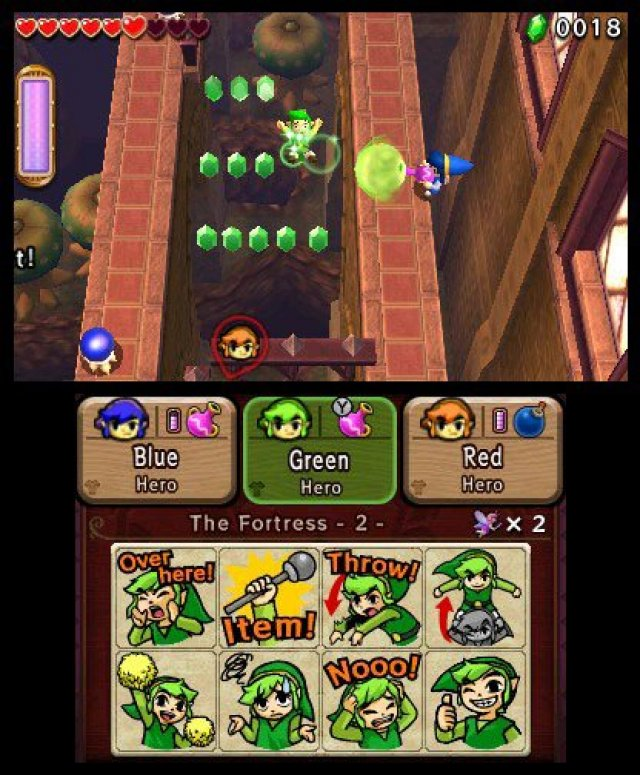 The Legend of Zelda: Triforce Heroes - Immagine 156867