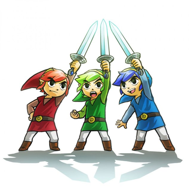 The Legend of Zelda: Triforce Heroes - Immagine 156868