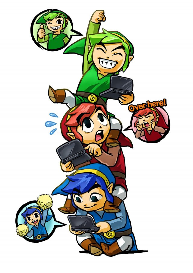 The Legend of Zelda: Triforce Heroes - Immagine 156869