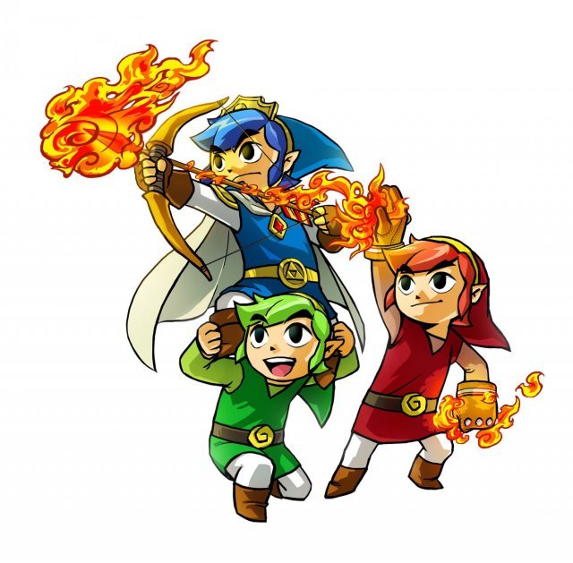 The Legend of Zelda: Triforce Heroes - Immagine 156870